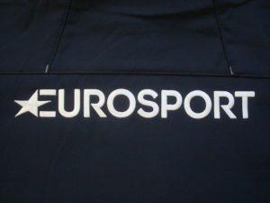 Eurosport tekst wit